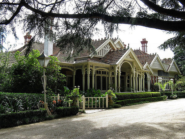 The Gables, 15 Finch Street, East Malvern (1902-3)