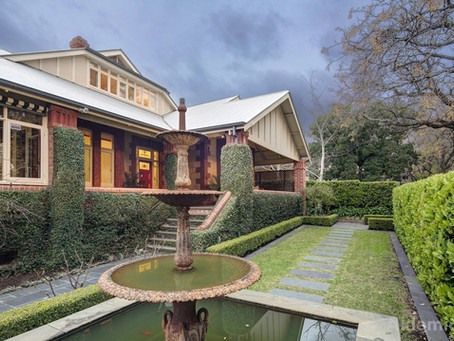 Kensington Gardens Bungalow sells for over $3m, with pool turned into rainwater tank!