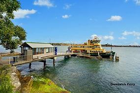 Greenwich ferry stop