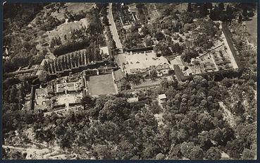 Aerial view of Marathon Mount Eliza, Vic