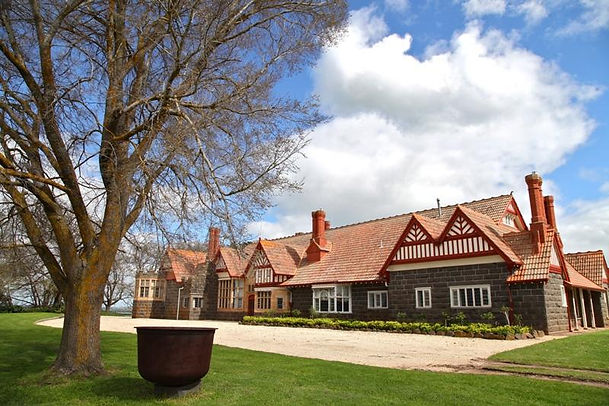 Blackwood Homestead, 597 Blackwood-Dunkeld Road, PENSHURST