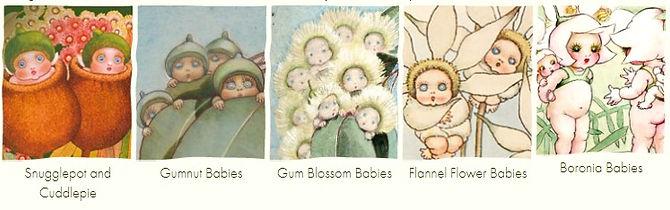 Gumnut Babies
