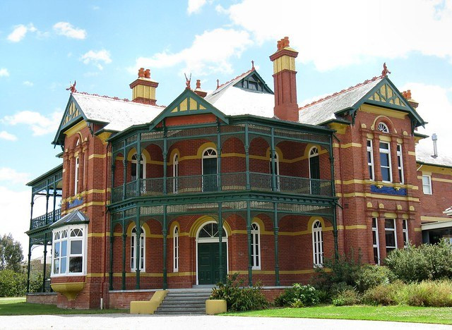 Bundoora Homestead, Melbourne_by_Dean-M