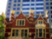 120 Collins Street Melbourne. (110-114) Built 1908