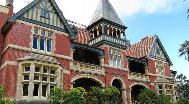 North Park Mansion, Essendon by_Dean-Me
