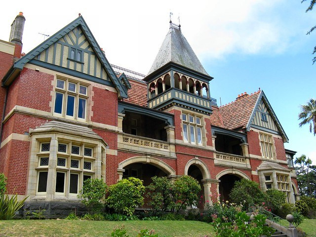 North Park Mansion, Essendon by_Dean-Me