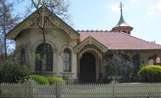 'Nocklofty' Federation Style Villa