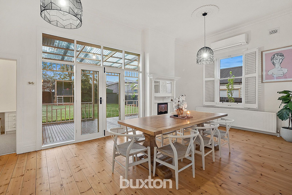 Rear extension at 236 La Trobe Tce, Geelong West