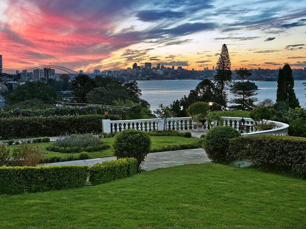 Iconic harbour view from Bonnington, Bellevue Hill NSW