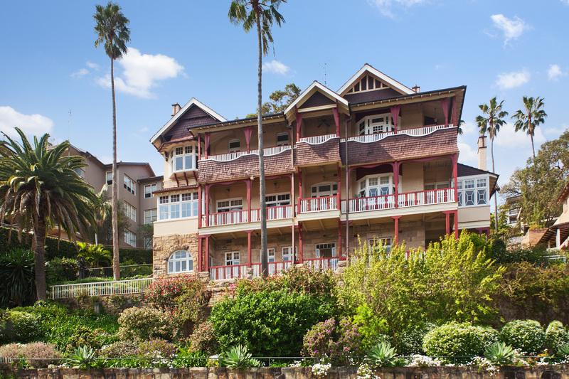 Monterey Apartments, Mosman NSW