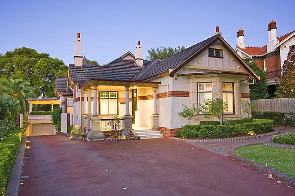'St. Ellero', 5 Appian Way Burwood NSW
