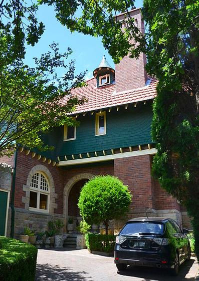 Hollowforth, Neutral Bay, by Architect Edward Jeaffreson Jackson