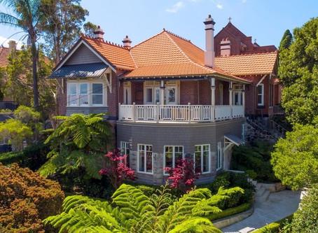 Mosman 'Merchant Mansions' still in demand