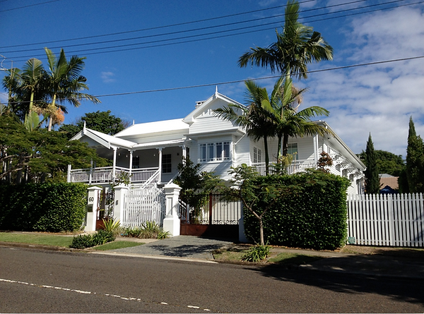 The classic Queenslander, whose design can be easily modified to suit our contemporary lifestyles