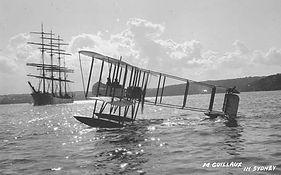 Australia's First Seaplane
