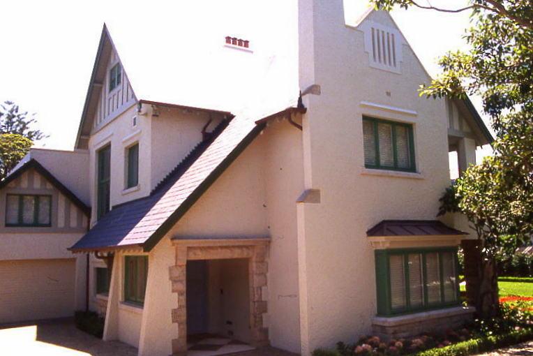 Fairfax House, Bellevue Hill Sydne