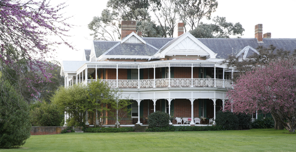 Belltrees house, Scone NSW