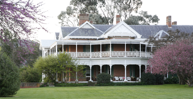 The Belltrees Homestead