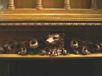 ooloominbah house carving dsc06899a.