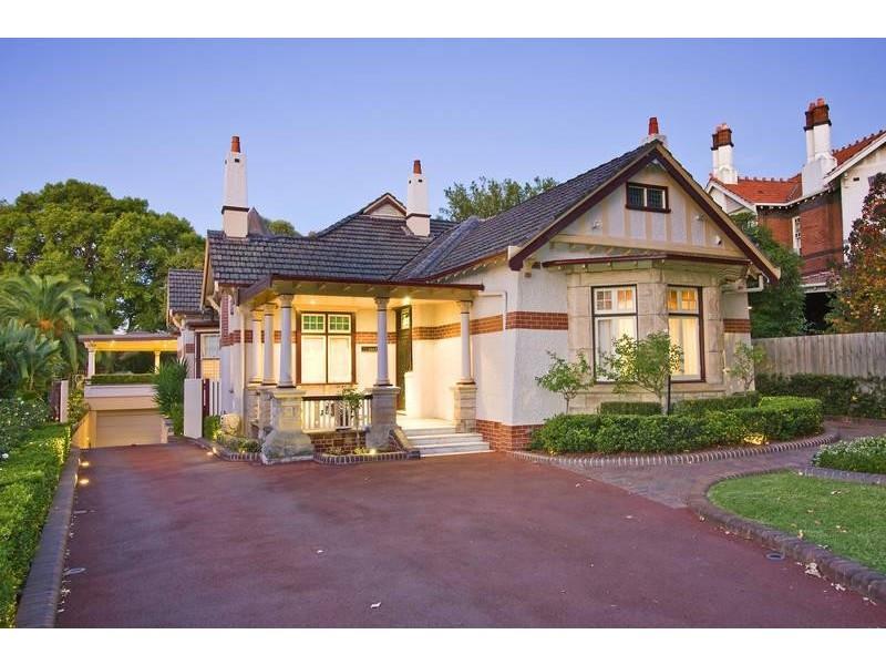 'St Ellero' 5 Appian Way Burwood NSW