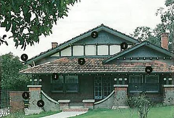 Californian Bungalow, 46 Clyde Street, K