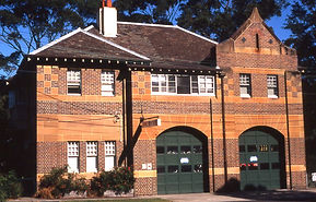 Randwick Fire Station