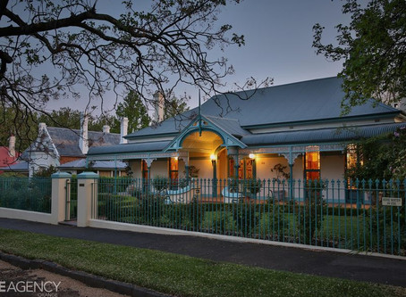 Intrigue in Orange NSW and in Moonee Ponds