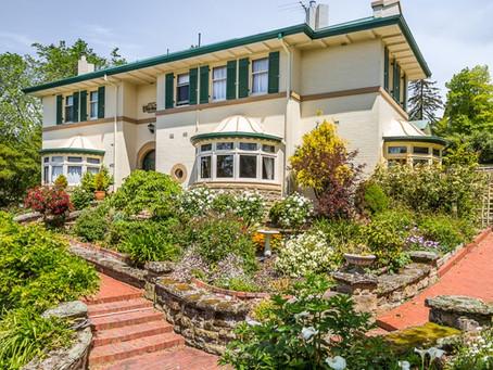 Tasmanian Mansion was a bargain!