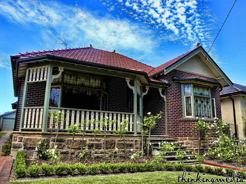 47 Dudley Street by Haberfield Heritage.
