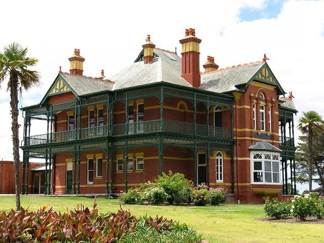 Bundoora Homestead, Melbourne_by_Dean-M