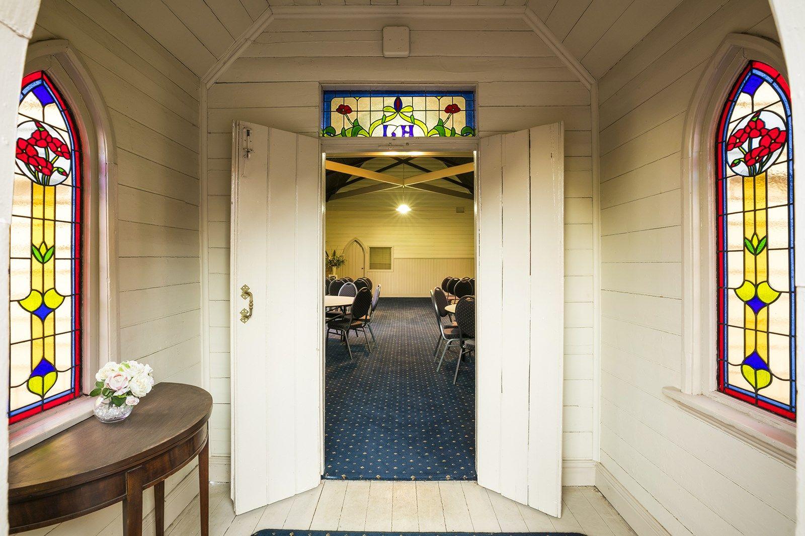 Langley Hall, Napier St, White Hills
