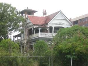 Lamb House, Kangaroo Point Brisbane