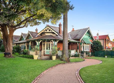 Major Marrickville home, 'Montrose'