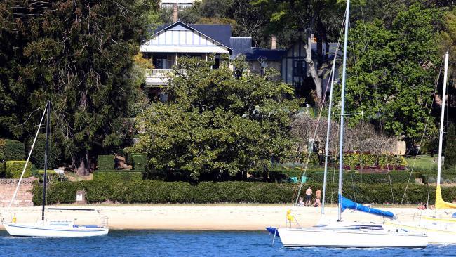 Australia's most expensive house, Point Piper estate Fairwater