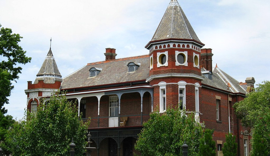 The Towers, Kew Vic