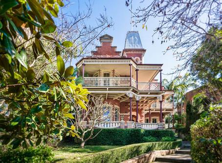 Rare Appian Way house