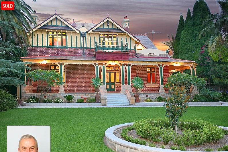Lynton, Burwood NSW