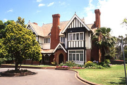 'West Maling', Queen Anne Federation home, 663-665 King Georges Road Penshurst, Sydney  NSW