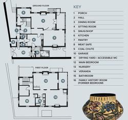 Makree House plans
