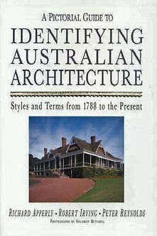 Pictorial Guide to ID Aust Architecture ISBN 9780207185625