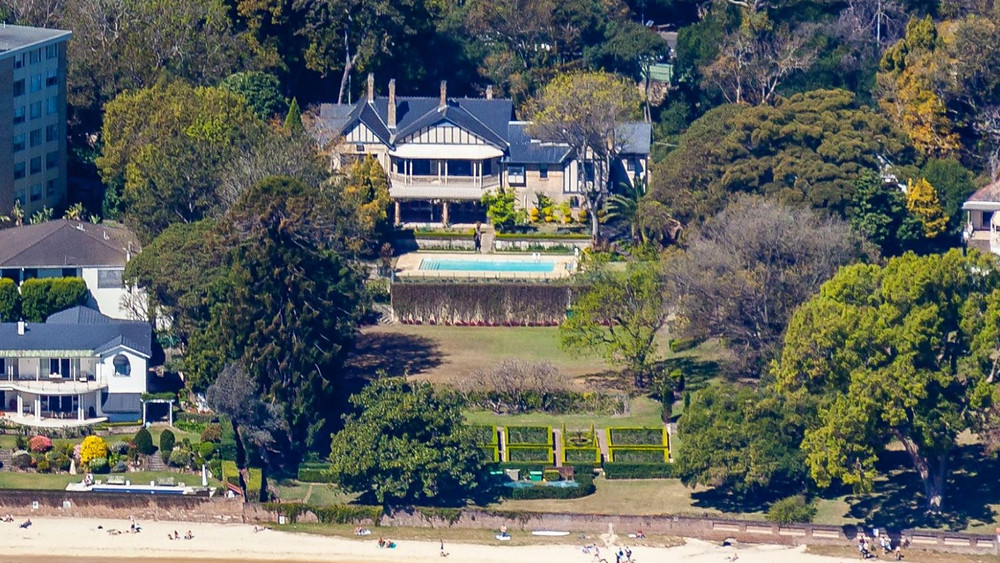 Fairwater, Double Bay NSW THE most expensive home in this country's history has just been snapped up by Aussie millionaire Mike Cannon-Brookes (September 2018).  The Atlassian co-founder broke the record after buying Lady Mary Fairfax's Point Piper mansion, Fairwater.
