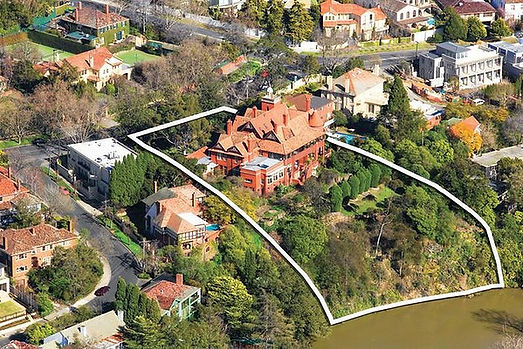 $11 million Edzell, Toorak