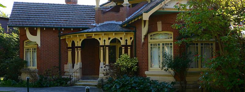 Federation home 24 Bancroft Avenue