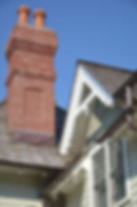 Queen Anne Style Chimney