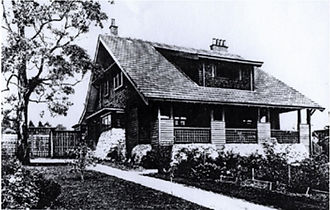 Oakden & Ballantyne Harry Martin house,