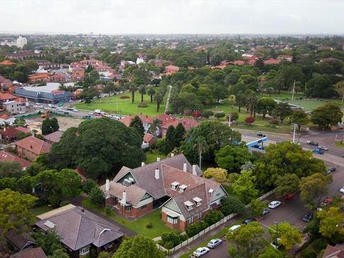 The Bunyas on Parramatta Road