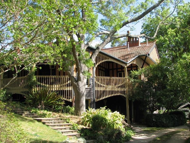 Chadwick house, Eaglemont