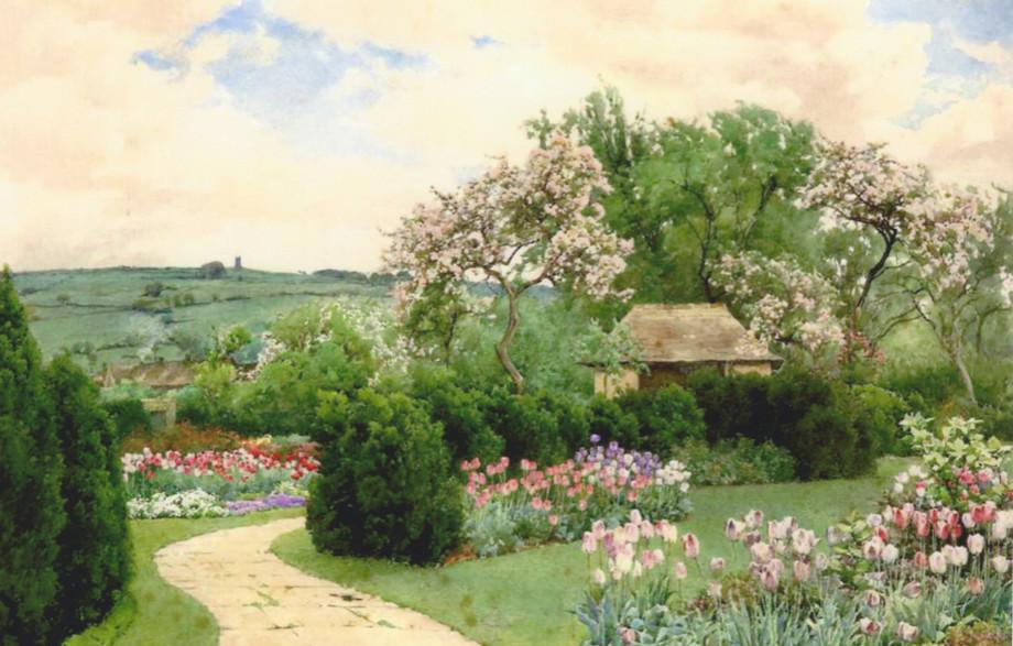 Alfred-Parsons-Wild cottage garden.jpg