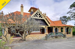 Mt Wilga House, Hornsby