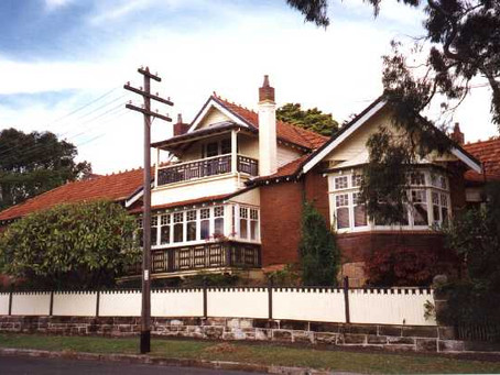 Mosman, the Federation Suburb